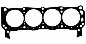"Fel-Pro Performance Gaskets - Fel-Pro Permatorque Head Gasket - Graphite - SB Ford 351W - 4.100"" Bore - .045"" Compressed Thickness"