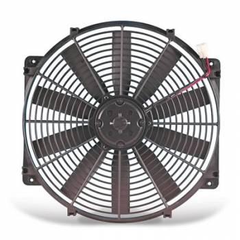 "Flex-A-Lite - Flex-A-Lite 16"" Low Profile Electric Puller Fan - 2,500 CFM - Amp Draw: 18.5"