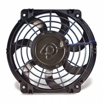 "Flex-A-Lite - Flex-A-Lite 10"" S-Blade Pusher, Puller Electric Fan - CFM: 775 - Amp Draw: 5.2"