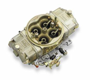Holley Performance Products - Holley 1000 CFM Four Barrel Race Carburetor - 4150 Series
