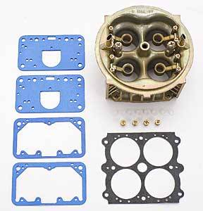 Holley Performance Products - Holley HP Main Body Retro Fit Kit - 750CFM - Dichromate Finish