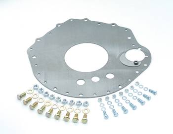 Lakewood Industries - Lakewood Chevy Block Plate - Meets SFI Requirements