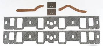 "Mr. Gasket - Mr. Gasket Ford Intake Gasket - 260, 289, 302 Exc Factory HP 1962-76 1/8"" Thick Stock Port 1.20W x 2.13H"