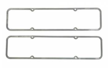 Mr. Gasket - Mr. Gasket SB Chevy 58-86 Valve Cover Gaskets Molded Rubber w/ Steel