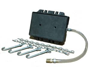 Motive Products - Motive Products Master Cylinder Adapter (Only) - Rectangular Reservoir