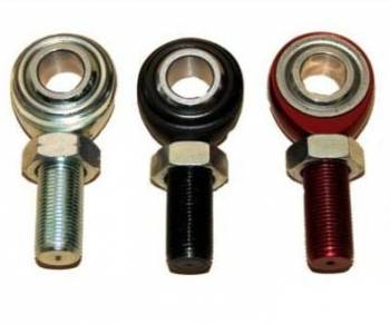 "Out-Pace Racing Products - Out-Pace Drilled Rod End - 5/8"" x 5/8"" - LH - Standard Steel"