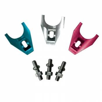 Proform Performance Parts - Proform Chevy V8 Billet Distributor Hold-Down Clamp - Red