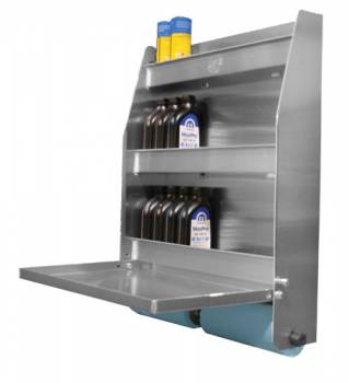 Pit Pal Products - Pit Pal Deluxe Trailer Door Cabinet
