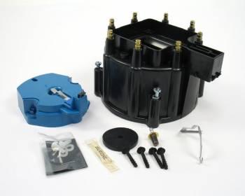 PerTronix Performance Products - PerTronix GM V8 Cap & Rotor Kit - Black