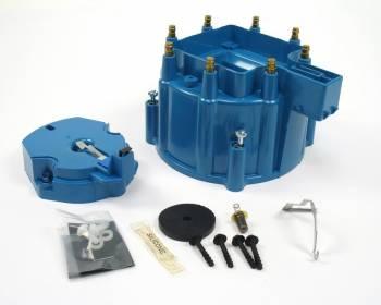 PerTronix Performance Products - PerTronix GM V8 Cap & Rotor Kit - Blue
