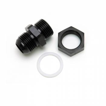 Russell Performance Products - Russell -08 AN Fuel Cell Bulkhead - Black