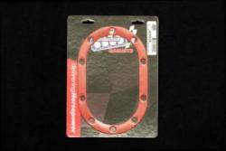 SCE Gaskets - SCE Accu Seal Pro Re-Usable Steel Core Quick Change Rear Axle Gasket - Standard Shape - Gasket Thickness: .080""