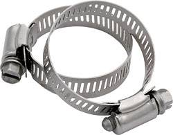 "Allstar Performance - Allstar Performance 2"" O.D. Hose Clamp - No. 24 - (2 Pack)"