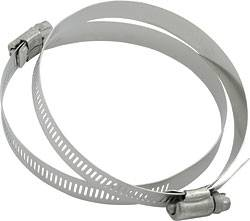 "Allstar Performance - Allstar Performance 3-1/2"" O.D. Hose Clamp - No. 48 - (2 Pack)"