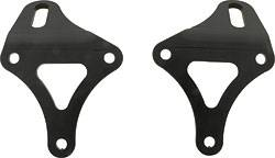 "Allstar Performance - Allstar Performance SB Chevy Front Motor Mounts - 1"" Offset (Pair)"