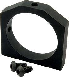 Allstar Performance - Allstar Performance Inline Fuel Filter Bracket - Flush Mount