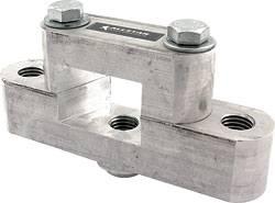 """Allstar Performance - Allstar Performance Aluminum 2"""" x 2"""" Panhard Bar Brackets - 3-Hole - Angled - 2.0 lbs."""