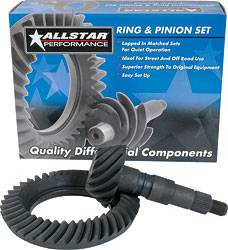 "Allstar Performance - Allstar Performance Ford 9"" Ring and Pinion Gear Set - Ratio: 6.20"