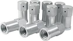Allstar Performance - Allstar Performance Aluminum Quick Change Cover Nuts - (50 Pack)