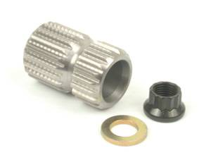 Sweet Manufacturing - Sweet Replacement Bolt-On Coupler (Only) - Fits Sweet Quick Release Steering Wheel Hubs for Adjustable Columns Only (#SWE801-70030, SWE801-70031)