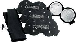 "Allstar Performance - Allstar Performance Sprint Car Fuel Injector Wash Plug Set - 2.900"" Diameter"