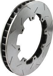 "Allstar Performance - Allstar Performance 40 Vane Brake Rotor - LH - 11.75"" x 1.25"" - 8 Bolt - 11.2 lbs."