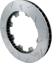 "Allstar Performance - Allstar Performance 40 Vane Brake Rotor - RH - 11.75"" x 1.25"" - 8 Bolt - 11.2 lbs."