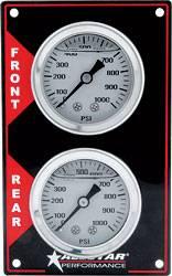 Allstar Performance - Allstar Performance Vertical Brake Bias Gauge Panel