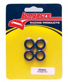 Longacre Racing Products - Longacre Hi-Temp Silicon Valve Stem QC Grommets