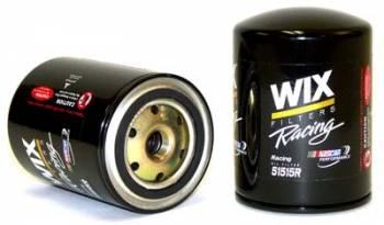 "Wix Filters - WIX Performance Oil Filter - Mopar, Ford - 5.170"" Height x 3.600"" Diameter - 3/4""-16 Thread - 8-11"