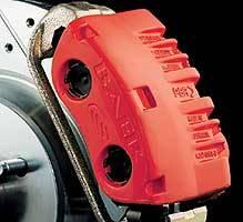 Dupli-Color - Dupli-Color® Brake Caliper Paint - 12 oz. Can - Red