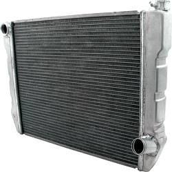 "Allstar Performance - Allstar Performance Triple Pass Aluminum Radiator - Chevy - 19"" x 28"" x 3"""