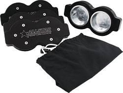 Allstar Performance - Allstar Performance Sprint Car Fuel Injector Wash Plug Set - 2-7/16 Diameter