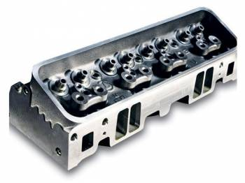 "EngineQuest - EngineQuest Vortec Cast Iron Cylinder Head - (Bare) - SB Chevy Vortec 1996-2002 - Intake Runner: 170cc, Combustion Chamber: 64cc, Intake/Exhaust Valve: 1.94"", 1.50"""