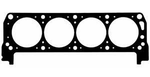 "Fel-Pro Performance Gaskets - Fel-Pro Permatorque Head Gasket - SB Ford SVO Block w/ Windsor Heads - 4.100"" Bore - No Valve Pockets - .039"" Thick"