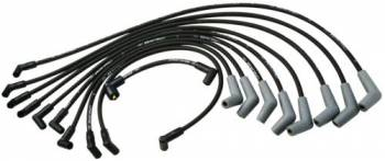 Ford Racing - Ford Racing 9mm Spark Plug Wire Set - SB Ford 5.0, 5.8L V-8 Engine - Black - 45° Boot