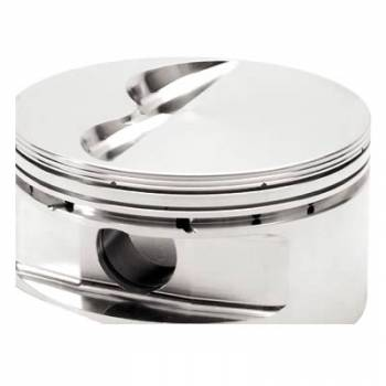 "JE Pistons - JE Pistons Tour Series GP (Gas Ported) Flat Top Piston Set - SB Chevy 359 C.I. - Bore"" 4.040"" - Stroke: 3.500"" - Rod Length: 6.000"""