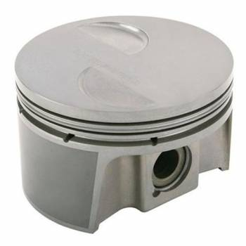 "Mahle Motorsports - Mahle PowerPak Flat Top Piston Set - SB Chevy w/ 4 Pocket Valve Design - 4.030"" Bore - 5.700"" Rod - 3.480""/3.500"" Stroke"