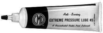 Manley Performance - Manley Extreme Pressure Lube #3 - 4 oz. Tube