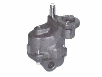"Melling Engine Parts - Melling Select Performance Oil Pump - Standard Volume - 3/4"" Inlet Diameter - Press-In Pick-Up Screen"