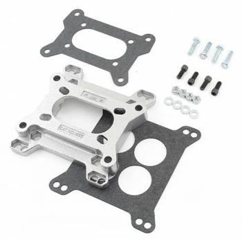 Mr. Gasket - Mr. Gasket Aluminum Carburetor Adapter - Converts Holley 2 BBL to Holley 4 BBL Intake Manifold