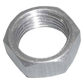 "M&W Aluminum Products - M&W Aluminum Jam Nut - 5/8"" I.D. x 3/4"" O.D. - Right Hand Threads"