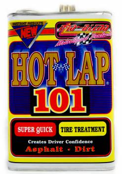 Pro-Blend - Pro Blend Hot Lap 101 Tire Treatment - 1 Gallon