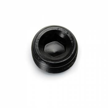 "Russell Performance Products - Russell ProClassic 1/4"" NPT Pipe Plug - Allen Socket - Black"