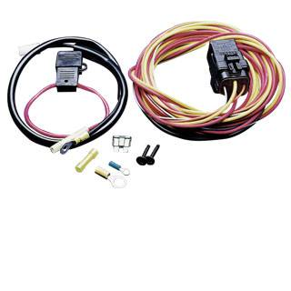 SPAL Advanced Technologies - SPAL Fan Relay Harness