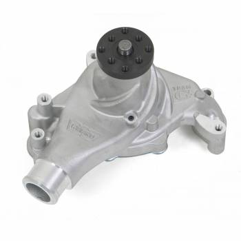 Weiand - Weiand Team G Aluminum Water Pump - SB Chevy - Long