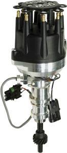 MSD - MSD Pro-Billet Cam Sync Distributor - Ford 289 - 302 Steel Gear