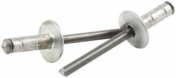 "Allstar Performance - Allstar Performance 3/16"" Medium Head Multi-Grip Range Rivets - 1/16"" to 3/8"" Grip Range - (250 Pack)"