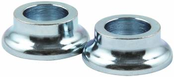 "Allstar Performance - Allstar Performance Tapered Steel Spacers - 3/8"" Long - 1/2"" I.D. - (2 Pack)"