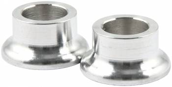 "Allstar Performance - Allstar Performance Tapered Aluminum Spacers - 1/2"" Long - 1/2"" I.D. - (2 Pack)"